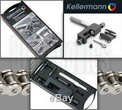 Kellermann KTW 2.5 Professional Chain Breaker / Riveter / Splitter Tool for Cagi