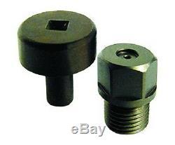 Motion Pro Jumbo Chain Tool 08-0135 Chain Breaker and Quad Stake Rivet Kit Combo