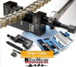 Motion Pro PBR Motorcycle Chain Breaker Press Riveting Tool Kit 08-0470 Moto ATV