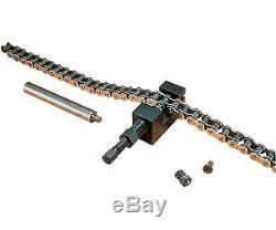 Motion pro jumbo chain breaker and press fit rivet tool