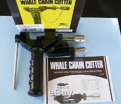 Pro Riveting Tool Whale No. 50 for Chains 520-532, Riveting Tool, Extreme Robust
