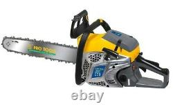 Pro Tools 22 Inch Gasoline Chain Saw, 6522P, Express Delivery