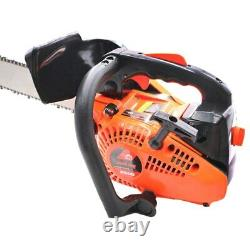 Professional Wood Cutter Chain Saw 2500 Gasoline 25CC Chainsaw Woodworking Tool