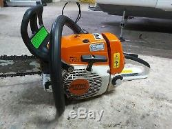 STIHL MS260 Pro CHAINSAW STHIL PETROL CHAIN SAW TOOL FREE POST GOOD CONDITION