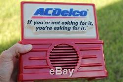 70 Nsa Vintage Ac Accessoire Radio Delco G Hot Rod Rue Fait Etats-unis Et Porte-clés