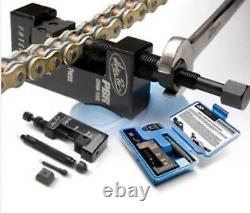 Motion Pro Pbr Motorcycle Chain Briseur Press Tool Kit Rivetage 08-0470 Moto Vtt