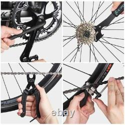 Outils Professionnels De Réparation De Vélo 18 En 1 Cycling Multitool Chaîne De Pédales