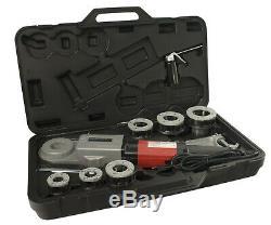 Steel Dragon Tools 600 Enfile Pro Avec 418 460 Oiler Chaîne Vise & 2a Cutter
